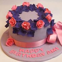 Cake for a mom