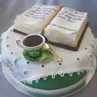 Annyversary Cake