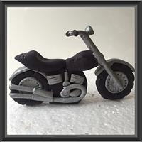 Motorcycle topper