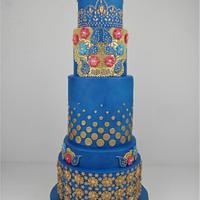 Princess Pengiran Anak Sarah - CPC Royal Wedding Dresses Collab