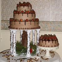 Chocolate wedding