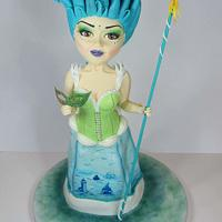 Goddess of the Sea - sweet World carnival