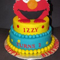 Elmo and Cupcakes