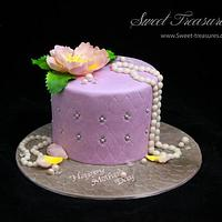 Mother's Day Cake by Sweet Treasures (Ann)