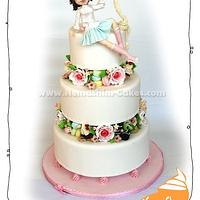 cake decorator cake ;-)