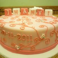 20-11-2011 birthday cake