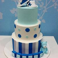 Blue Connor by Decorative Sweets
