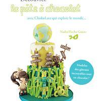 Modeling chocolate by ChokoLate