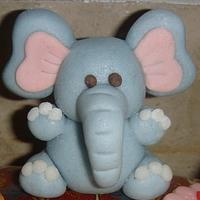 Elephant by Zohreh