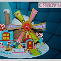 Candyland.......its different