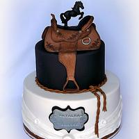 Horse cake..