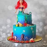 our little Beautiful Ariel..