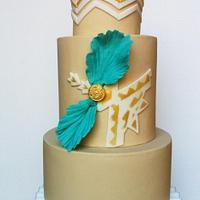 Navajo Wedding Cake