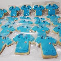 Galletas Camisa Doctor