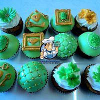 Royalty cupcake!