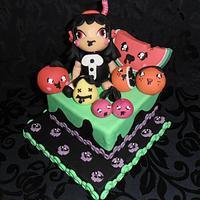 Charuca's Toxic Cake