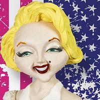 Marilyn by Daniela Segantini