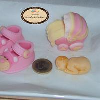 modelling baby burn (no moldes)