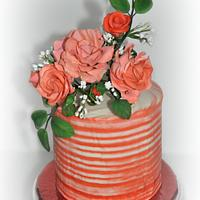 Sue's Birthday Cake