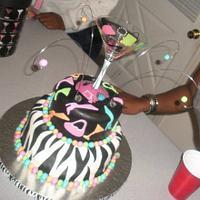 Diva Cake by Kimberley Jemmott