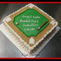A Baseball Dedication