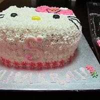 Hello Kitty by Sharon