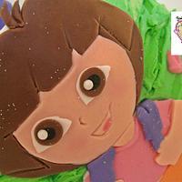 Dora 1st Birthday by Jenny