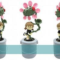 Flower Hugger