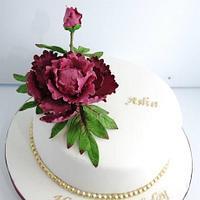 Birthday Cake by Saranya Thineshkanth