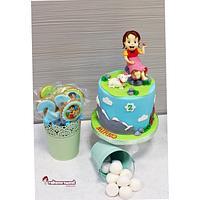 Heidi cake