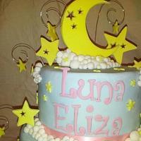 luna's christening