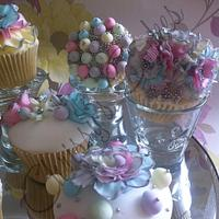 Silver Lining Pastel Collection  by Chrissy Faulds