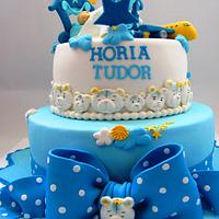 Cake for baby boys... by COMANDATORT