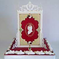 La Reine Marie Antoinette - Cakeflix Collaboration