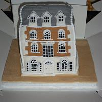 Dolls House Cake by Helen