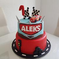 Cars by Azra Cakes