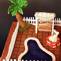 Cakerbuddies Miniature Dollhouse Collab - Nook by Sheetal Agarwal