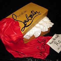 Designer Shoebox Christian Louboutin
