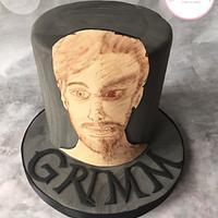 Cakeflix Collaboration - Grimm TV series