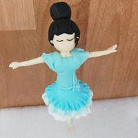 Тооер балеринка