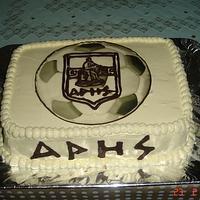 Birthday cake by daniela
