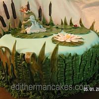 Fog prince cake by Edit Herman
