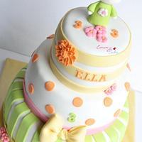 kitty cake by Emmy