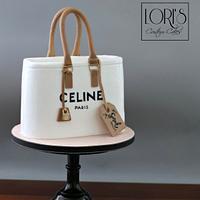Celine Purse cake