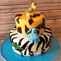 Safari Theme Baby Shower