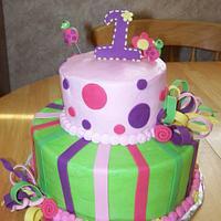 Ladybug Birthday!!