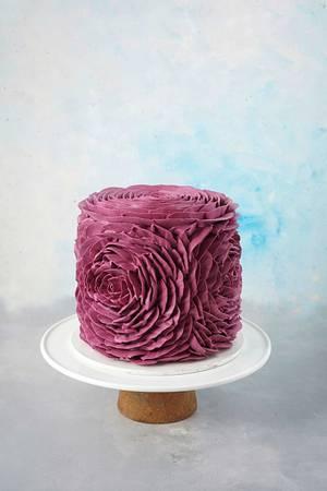 Rosetta - Cake by Chef Priyanka Deokar Ajwani