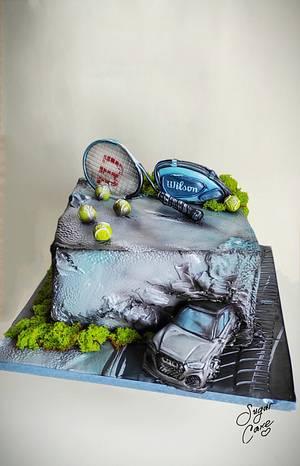 Birthday Cake - Cake by Tanya Shengarova