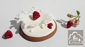 Splash - Cake by PUDING FARM