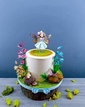 Fairy tale .. - Cake by Radoslava Kirilova (Radiki's Cakes)